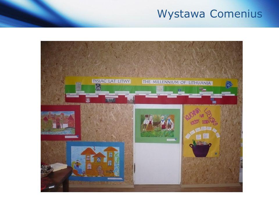 www.themegallery.com Company Logo Wystawa Comenius
