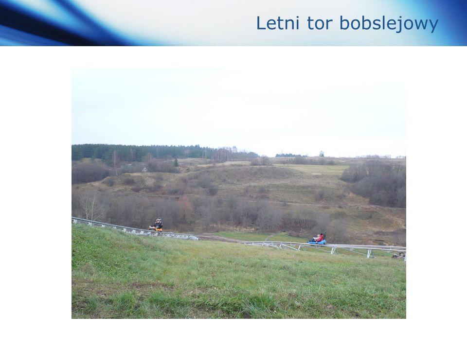 www.themegallery.com Company Logo Letni tor bobslejowy