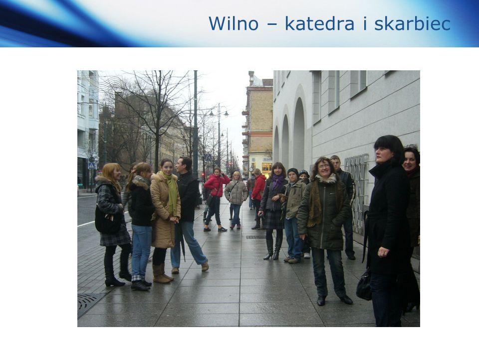 www.themegallery.com Company Logo Wilno – katedra i skarbiec
