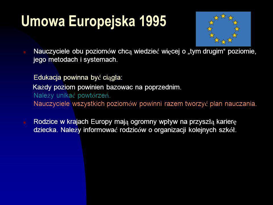 Transfer po uko ń czeniu szko ł y podstawowej jest obecnie najgor ę tszym tematem w Europie.