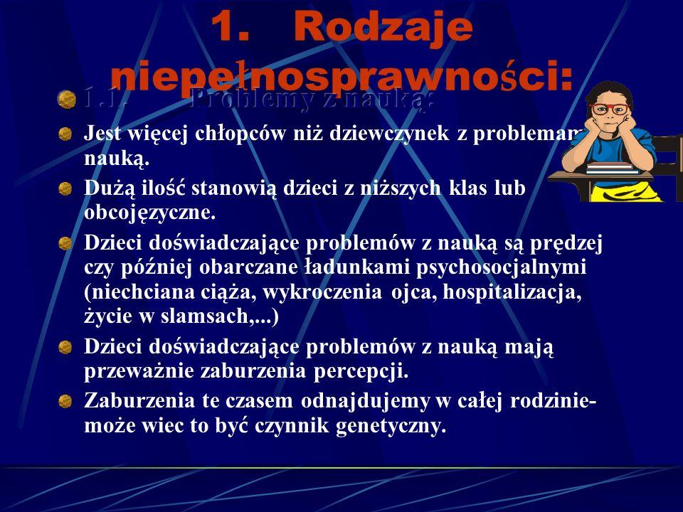 Wymiary Niepe ł nosprawno ś ci i Zdrowia. WHO: ICIDH2 1.