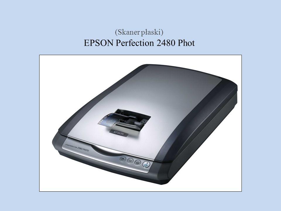 Skaner płaski Skanery biurkowe stały się typowymi, niedrogimi urządzeniami peryferyjnymi, swoim wyglądem przypomina kserokopiarkę.