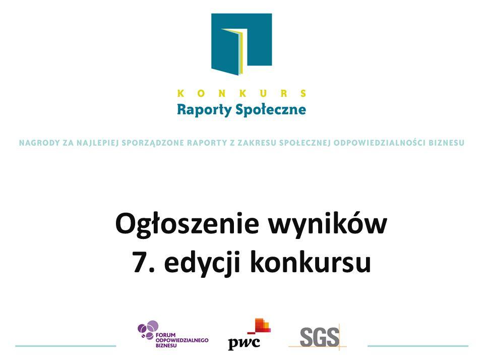Grupa Żywiec S.A.Wyróżnienie Raport Społeczny Grupy Kapitałowej Żywiec S.A.