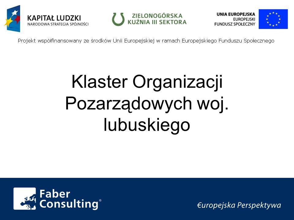 Klaster Organizacji Pozarządowych woj. lubuskiego
