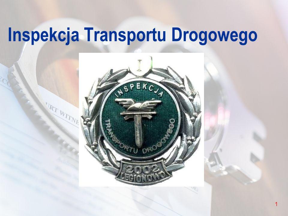 1 Inspekcja Transportu Drogowego