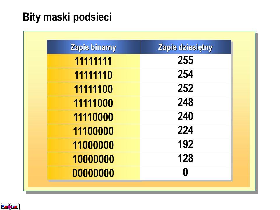 Identyfikator sieci Identyfikator hosta 1 1 1 1 1 1 1 1 1 1 1 1 1 1 1 1 1 1 1 1 1 1 1 1 1 1 1 1 1 1 1 1 1 1 1 1 1 1 1 1 1 1 1 1 1 1 1 100000000 wxyz 1