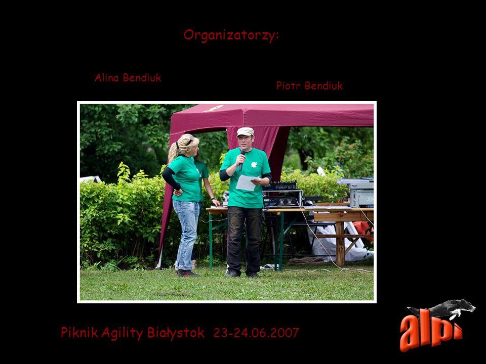 Organizatorzy: Alina Bendiuk Piotr Bendiuk