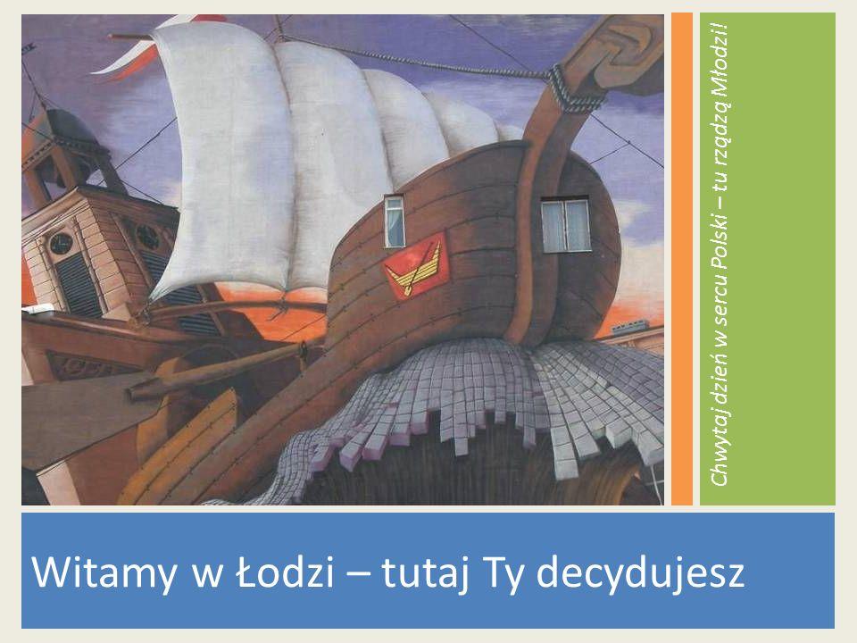 Do tej pory polskie miasta oferowały Ci dobrą pracę, tanie mieszkania i renomowanie uczelnie.