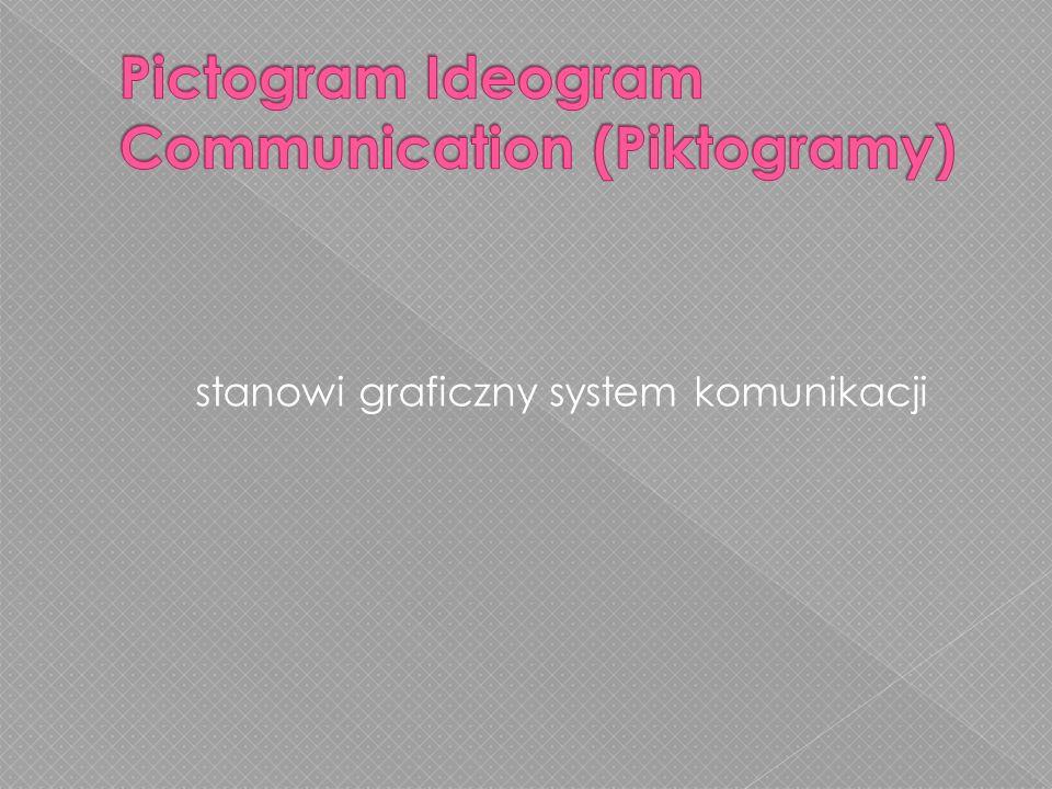 stanowi graficzny system komunikacji