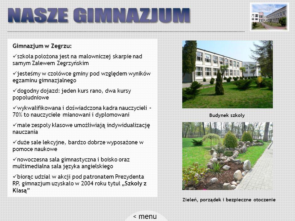 Kilka lat przygotowań zwieńczone zostało 1 września 2009 roku - w dniu inauguracji roku szkolnego - wielką uroczystością nadania imienia Konstantego Mikołaja Radziwiłła naszemu gimnazjum i poświęceniem sztandaru.