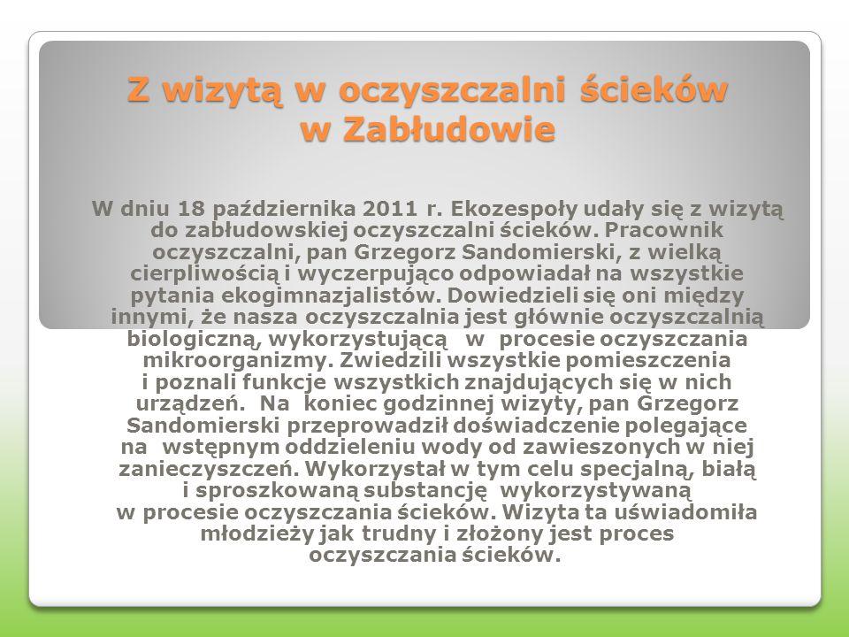Konkurs,,Młodzi organizatorzy turystyki Trzy przedstawicielki Ekozespołów: Ewelina Ciupek, Martyna Kozłowska i Ewelina Ogórkowska opracowały projekt trzydniowej wycieczki po Polsce.