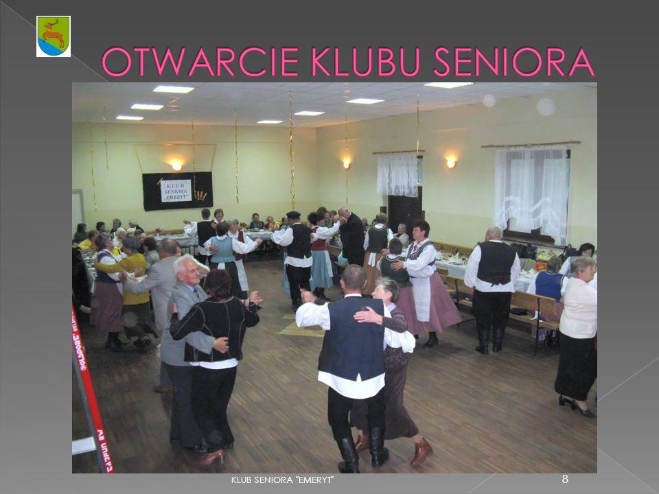 KLUB SENIORA EMERYT 29 DZIĘKUJĘ ZA UWAGĘ Zofia Nowak KIELCE 18.02.2009 r.