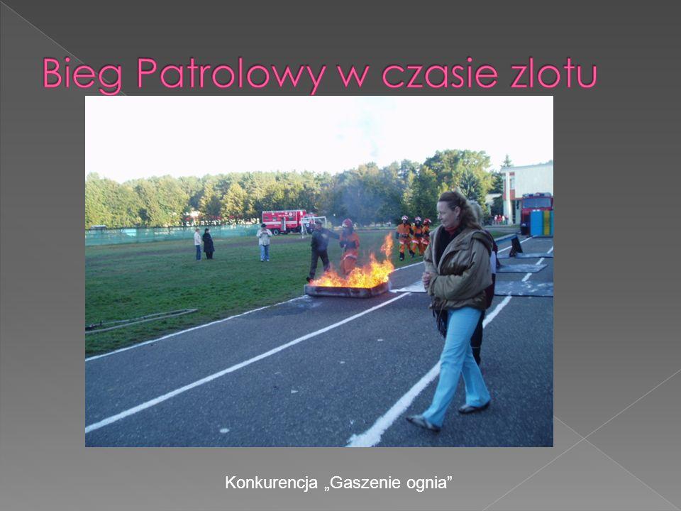 Konkurencja Gaszenie ognia