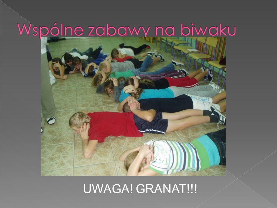 UWAGA! GRANAT!!!