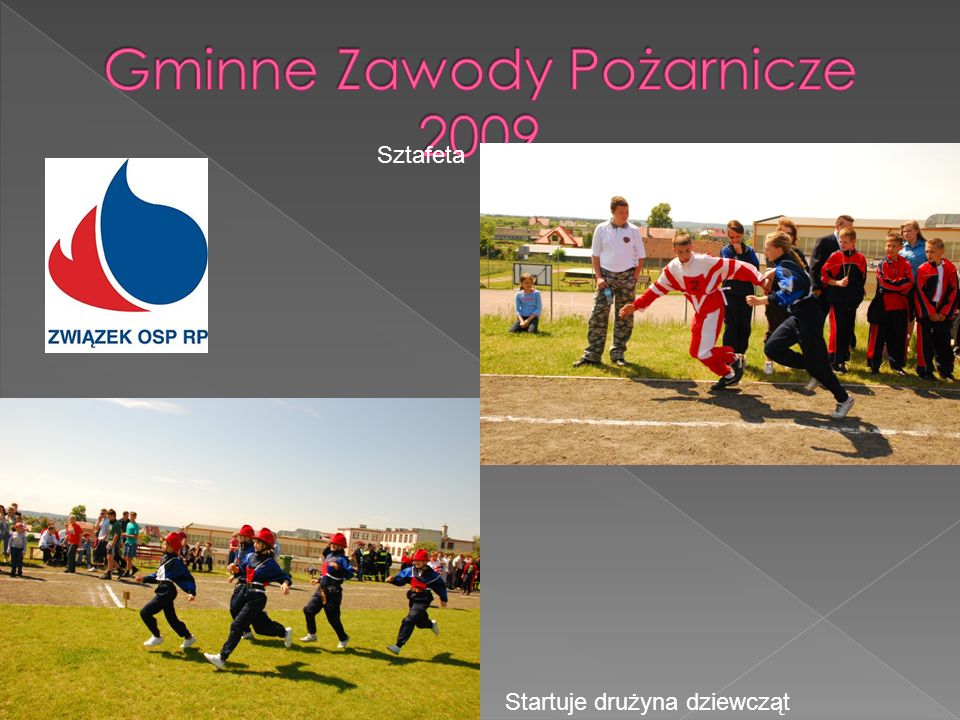 Wykonał członek MDP w Dobrzyniewie Dużym Dh Rafał Grzegorczyk