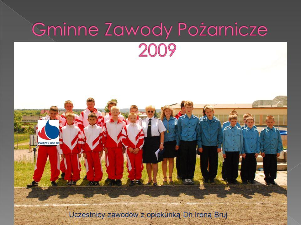 Dh Damian Toczydłowski i jego praca wykonana w czasie warsztatów artystycznych w 2009 r.