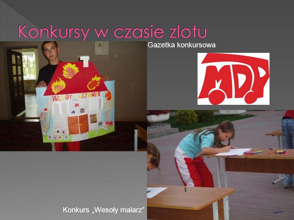 Konkurs Wesoły malarz Gazetka konkursowa