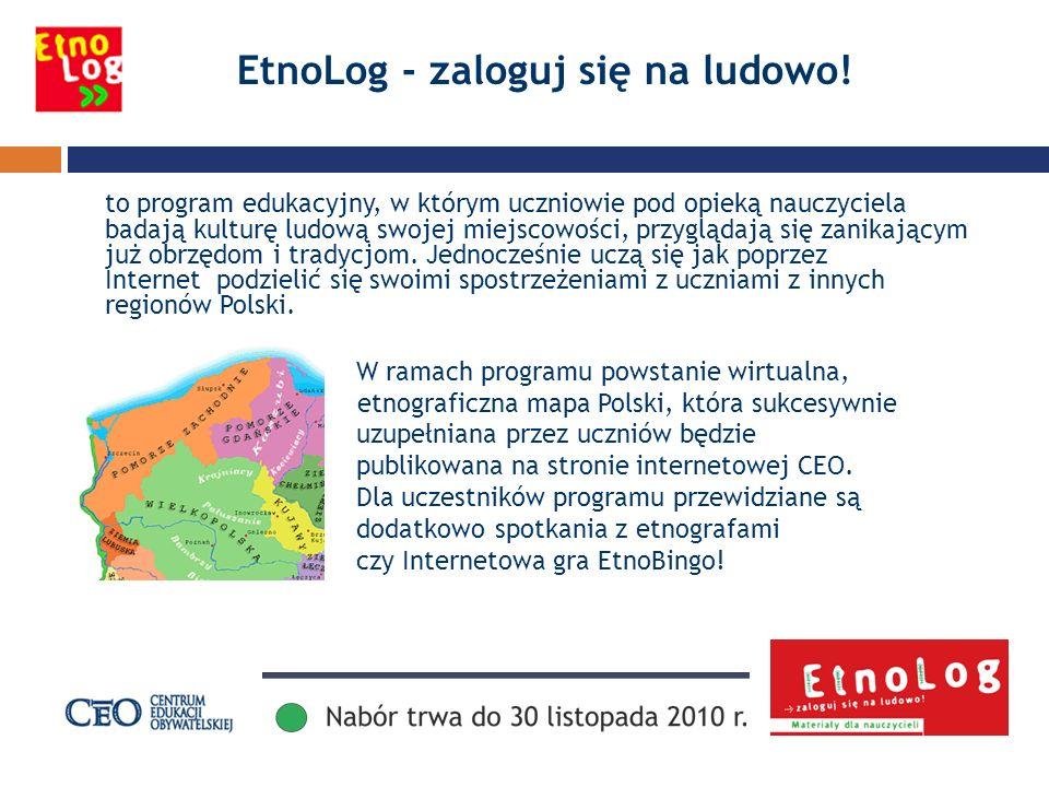 EtnoLog - zaloguj się na ludowo.