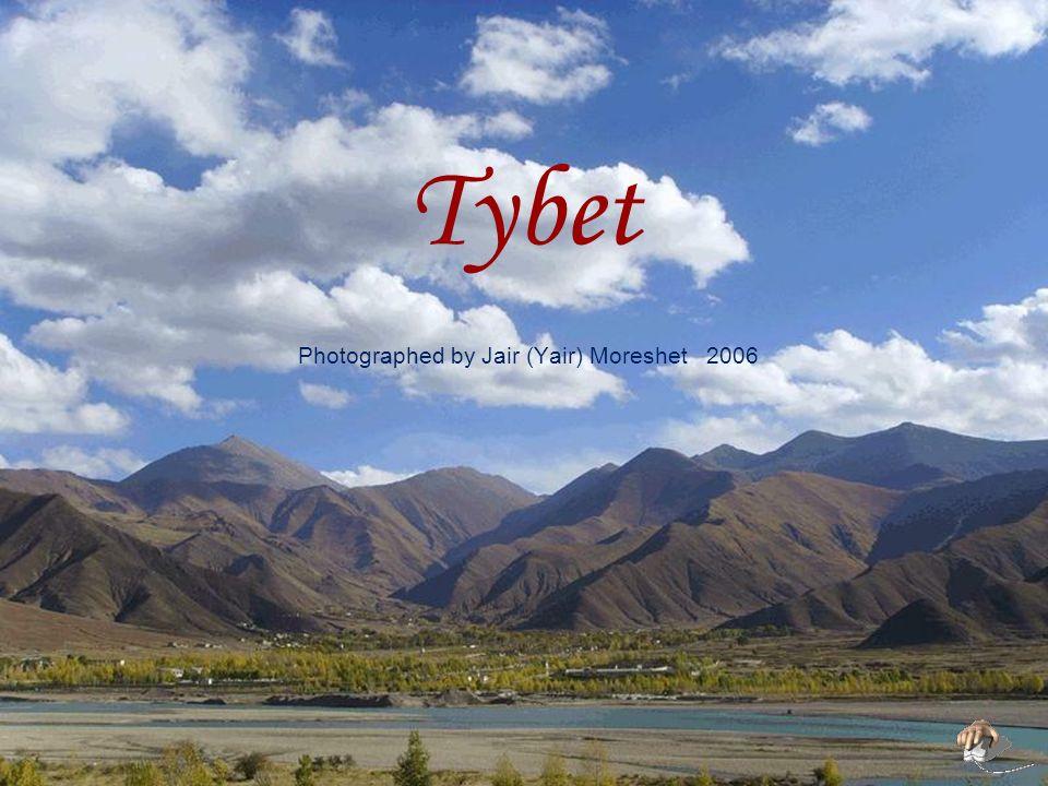 Tybet Photographed by Jair (Yair) Moreshet 2006