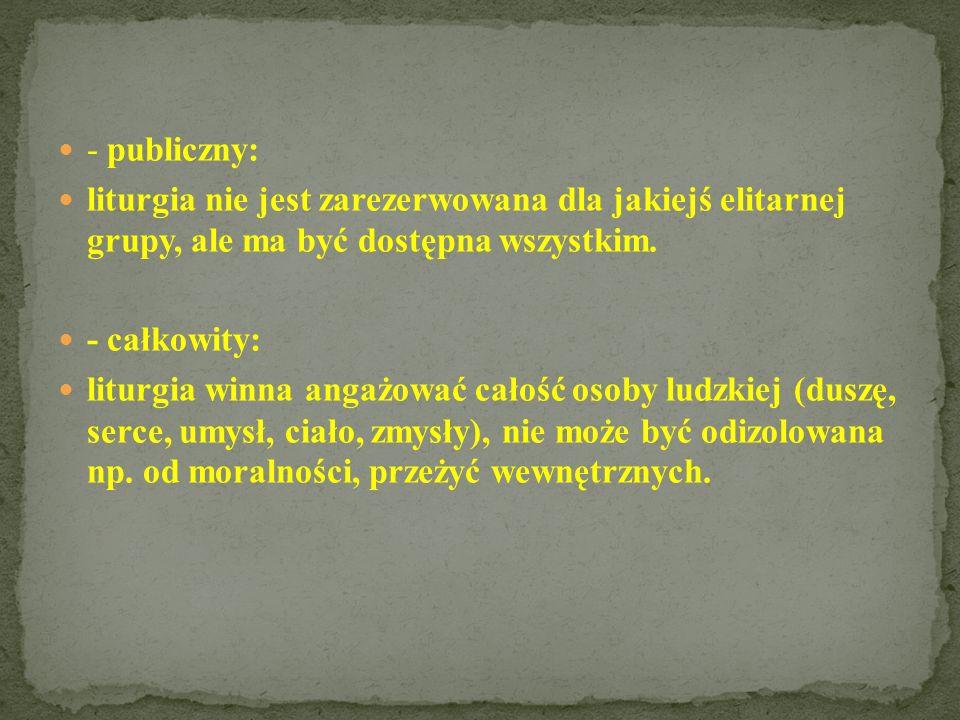 1. Katabatyczny 2. Anabatyczny 3. Anamneza/Zikaron 4. Epikleza
