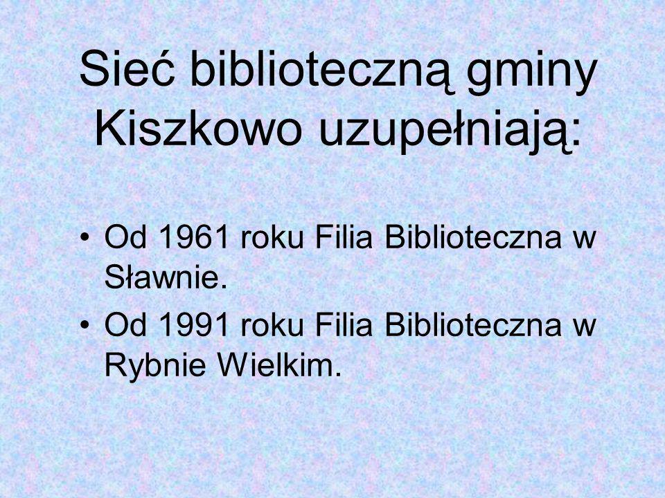 Stowarzyszenie Promyk w Kiszkowie powstało 19.XI.2004 roku.