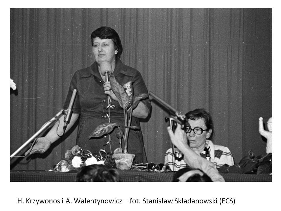 A. Pienkowska – fot. Stanisław Składanowski (ECS)Maryla Płońska – fot. Zdzisław Andrzej Fic (ECS)