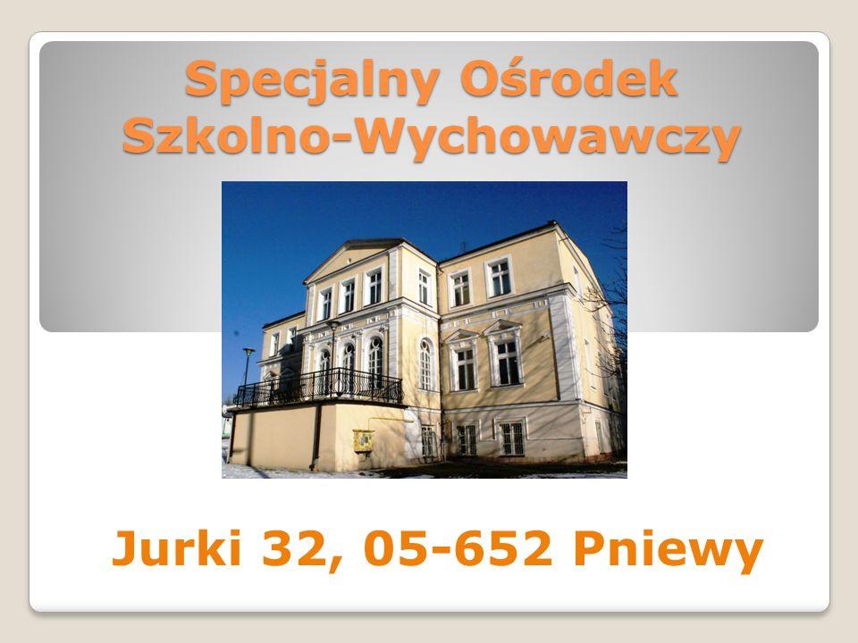 Specjalny Ośrodek Szkolno-Wychowawczy im.Matki Wincenty Jadwigi Jaroszewskiej w Jurkach