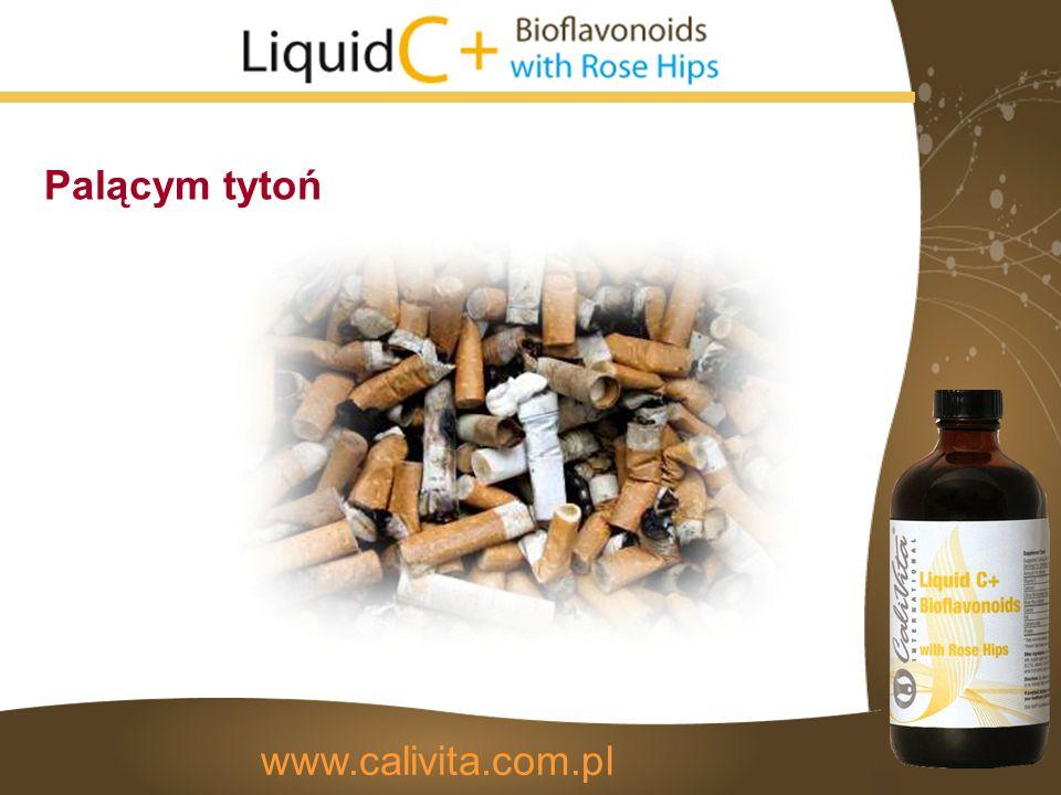 Palącym tytoń www.calivita.com.pl