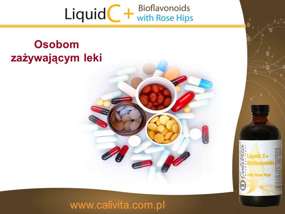 Osobom zażywającym leki