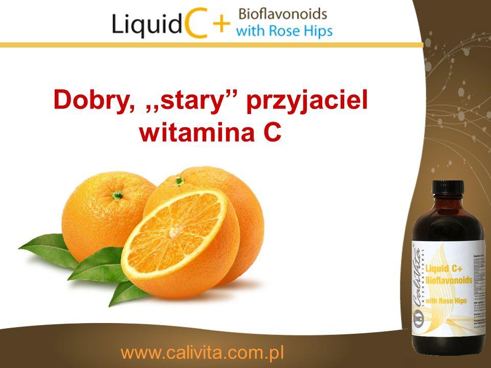 Osobom spożywającym małą ilość owoców i warzyw www.calivita.com.pl