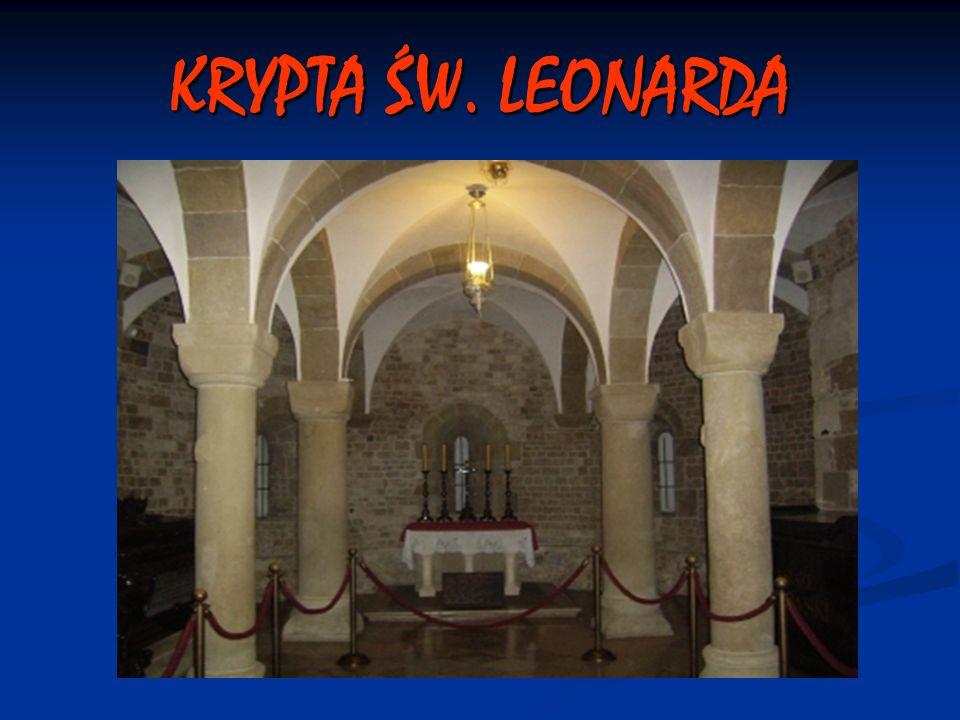 KRYPTA ŚW. LEONARDA