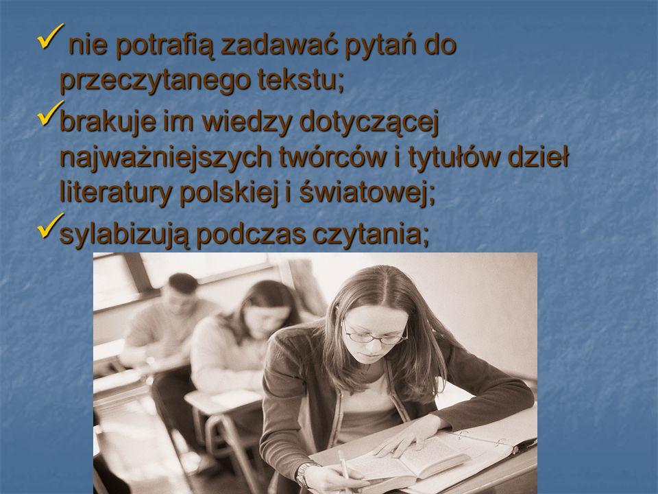 Badania Ankieta została przeprowadzona w klasach 4, 5 i 6.