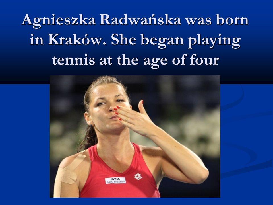 In March she defeated Maria Sharapova and won the tournament in Miami