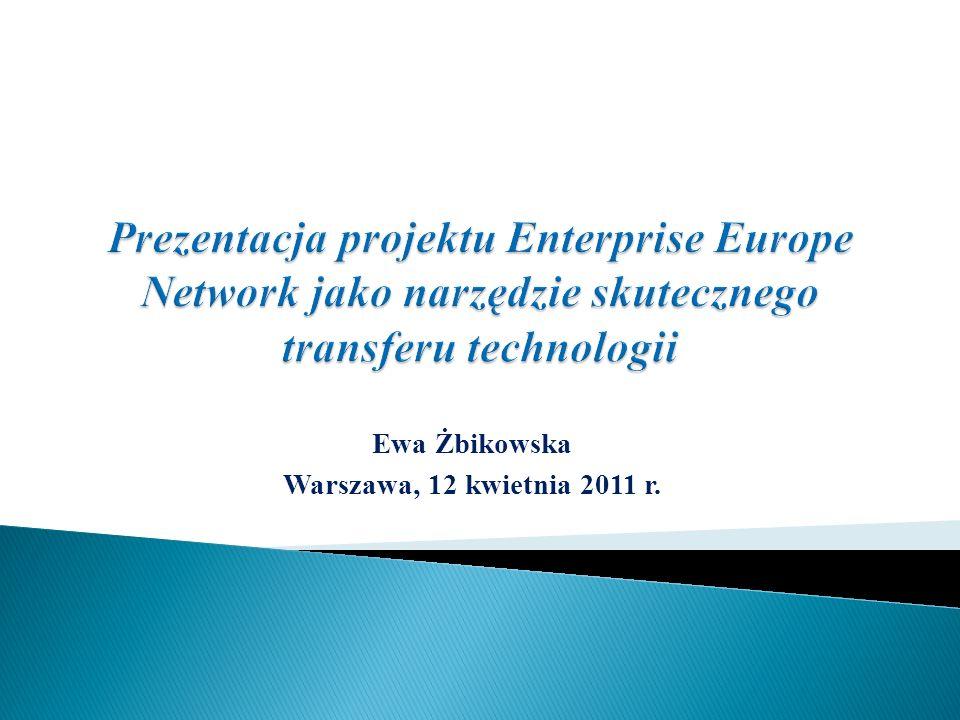 Ewa Żbikowska Warszawa, 12 kwietnia 2011 r.