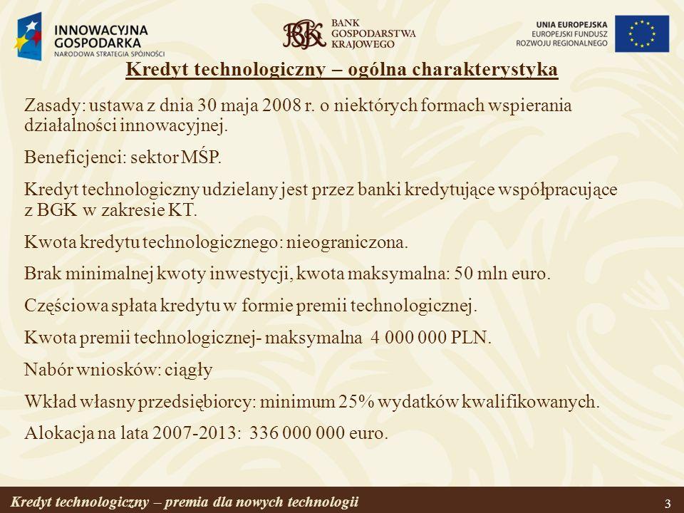 Kredyt technologiczny – premia dla nowych technologii 4 Bank BPH S.A.