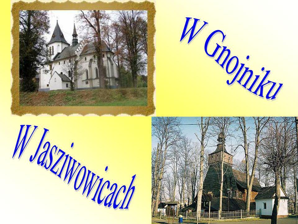 Nasz kościół Kościół w St.Wiśniewce także jest pod wezwaniem świętego Marcina.
