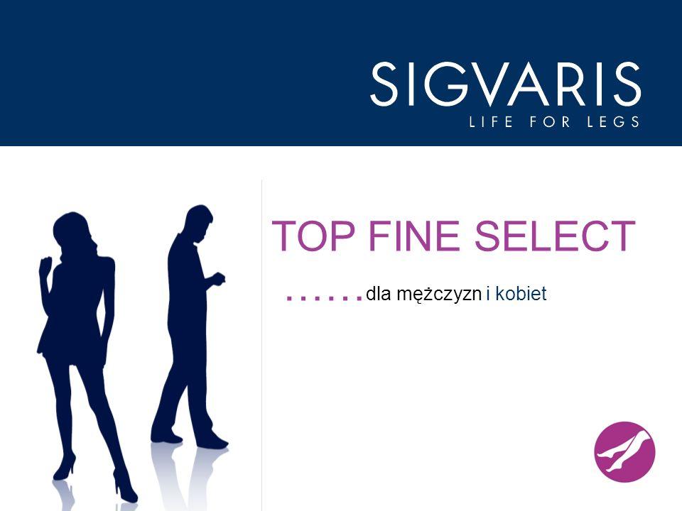 TOP FINE SELECT …… dla mężczyzn i kobiet