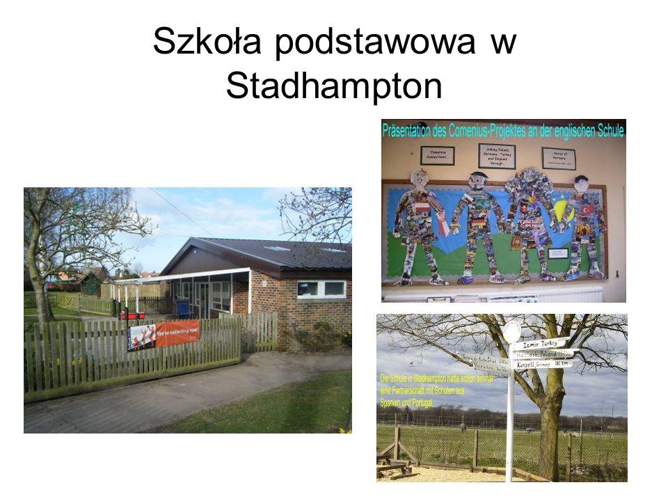 Szkoła podstawowa w Stadhampton