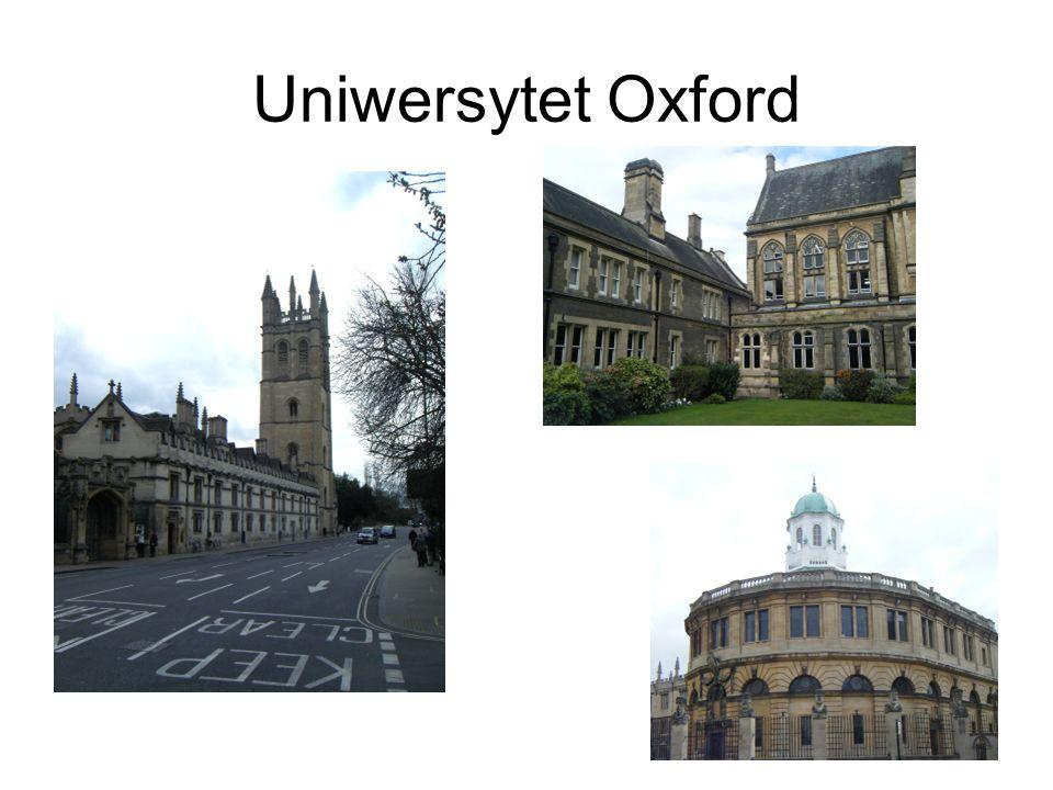 Uniwersytet Oxford