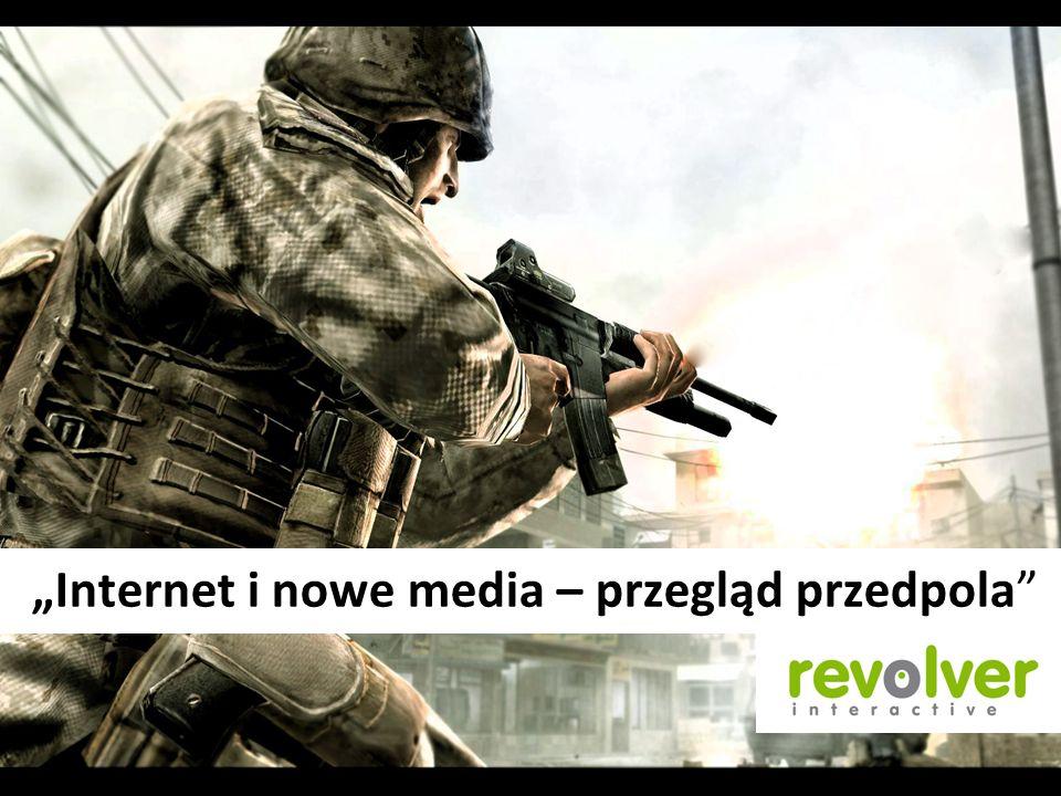 Internet i nowe media – przegląd przedpola
