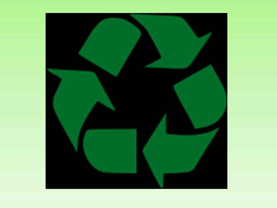 Recykling (ang.recycling) - jedna z kompleksowych metod ochrony środowiska naturalnego.