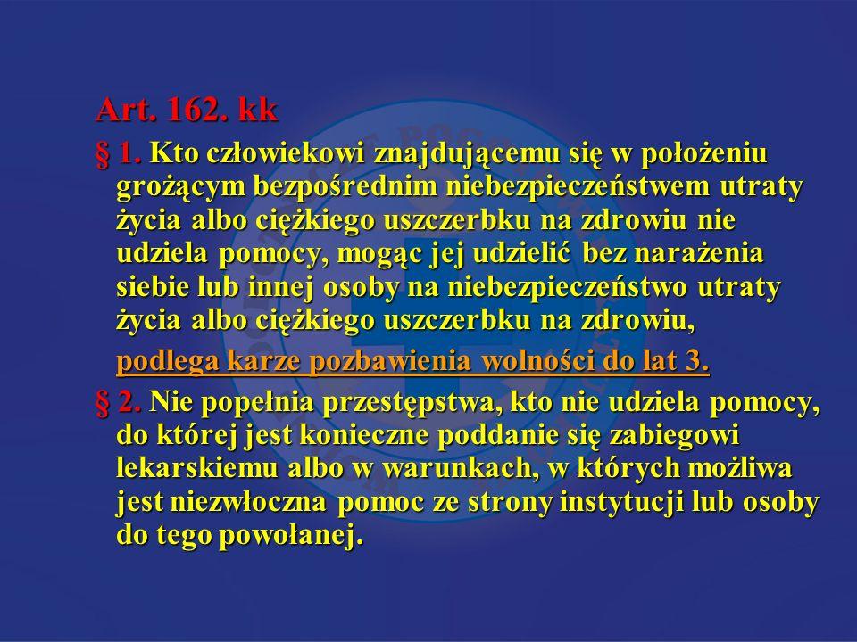 Ukąszenie przez żmiję Jedynym żyjącym w Polsce na wolności jadowitym wężem jest żmija zygzakowata (Vipera berus), najczęstszym miejscem ukąszenia jest stopa lub łydka Objawy: obrzęk, bolesność, pocenie się,obrzęk, bolesność, pocenie się, uczucie śmiertelnego lęku, drgawki,uczucie śmiertelnego lęku, drgawki, przyspieszenie tętna i oddechu, bredzenie, osłabienie.przyspieszenie tętna i oddechu, bredzenie, osłabienie.