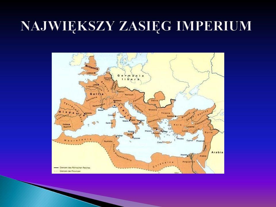 wielki obszar państwa, którego republikański był typowy dla miast-państw słabość systemu władzy-mała liczba urzędników w wielkim imperium, manipulowanie wyborami przez bogatszych brak sprawnego systemu podatkowego od 133 r.p.n.e.