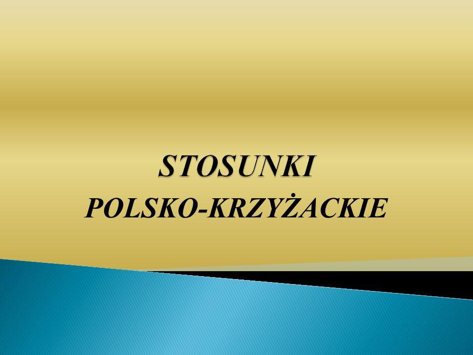 POLSKO-KRZYŻACKIE