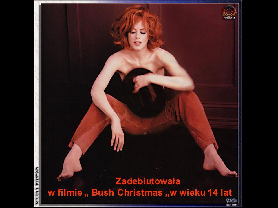 Zadebiutowała w filmie Bush Christmas w wieku 14 lat