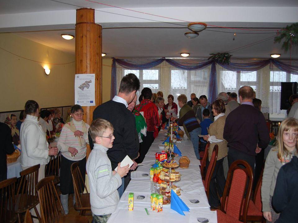 Kolejne spotkanie przygotowane było przez Stowarzyszenie Gospodyń w Sułkowicach i odbyło się w dniu 10 stycznia.