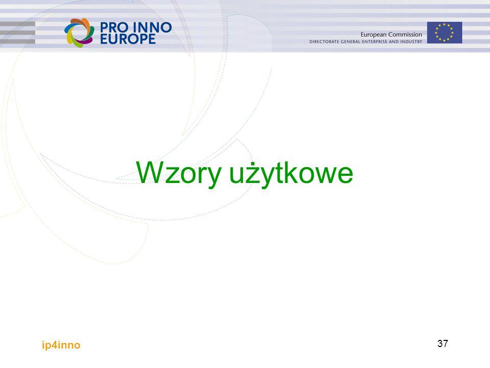 ip4inno 37 Wzory użytkowe