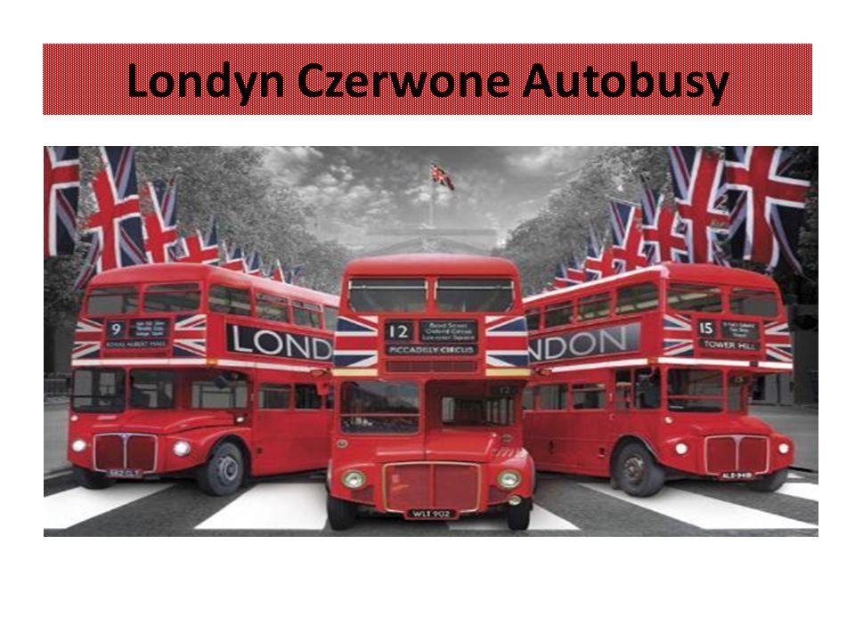 Londyn Czerwone Autobusy