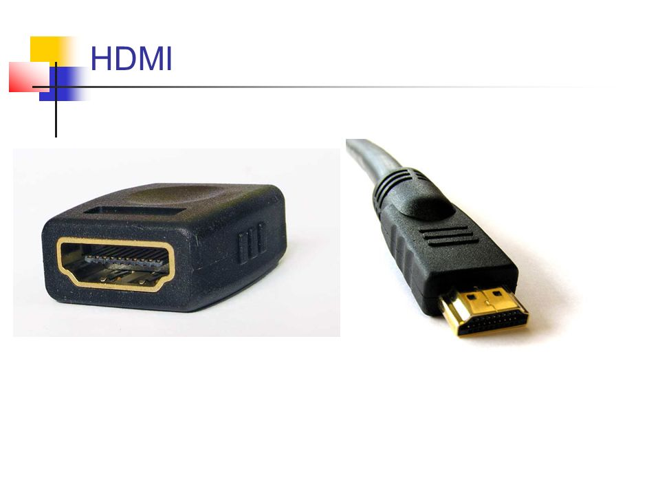 Złącze RCA Złącze RCA, zwane potocznie cinch jest często używane w sprzęcie audio/wideo.