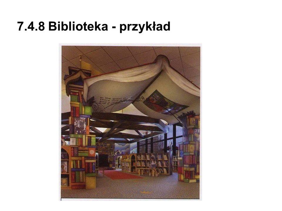 7.4.8 Biblioteka - przykład